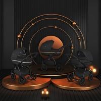 Вы готовы открыть для себя НАСТОЯЩИЙ чёрный цвет?  . Tutis Uno 3+ Black Edition. Скоро 🌟  . ⭐Коллекция представляет три эксклюзивные модели образа: уголь,серебро и медь. . ⭐Роскошные элементы дизайна, блестящая эко кожа,колеса Real Gel с глянцевой отделкой и премиум ткани.Гарантия  отличных прогулок♥️ . Скоро доступна к заказу на нашем сайте⬇️ tutis-russia.ru . . . . . . . #tutisrussia #tutis #tutisuno3 #uno3 #blackedition #детскаяколяска